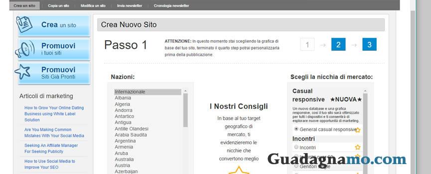 sito incontri online za Faenza