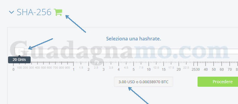 come funziona hashflare