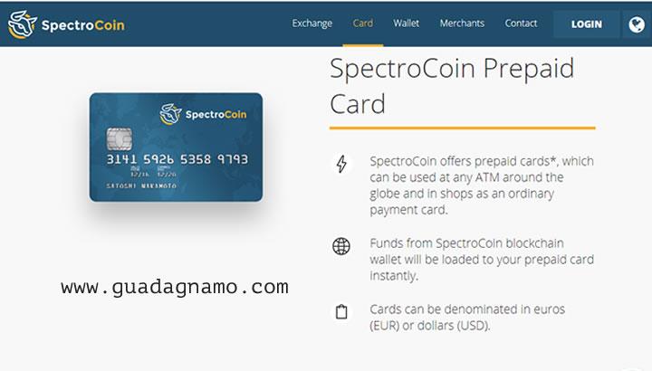 spectrocoin-carta-prepagata