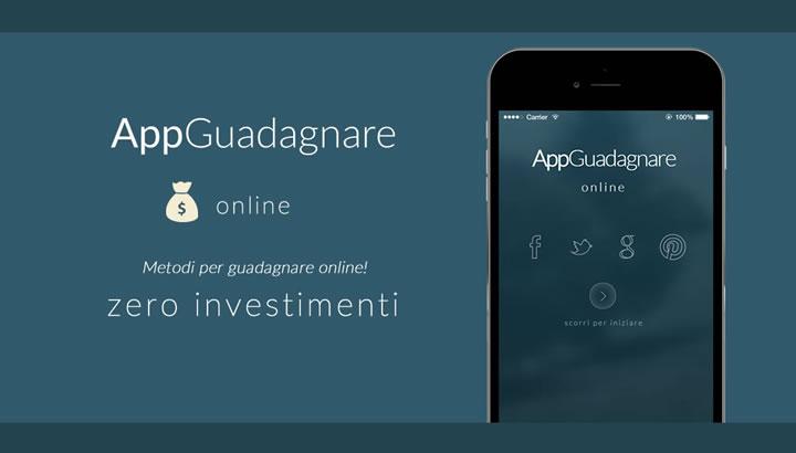 Tutti i metodi per guadagnare online in una app