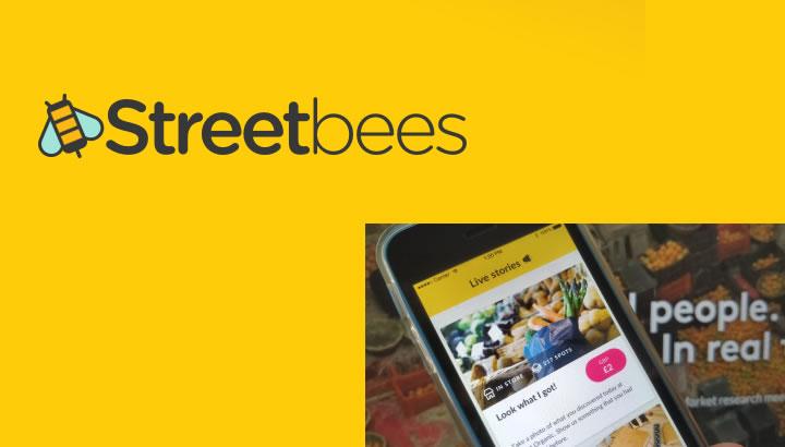 Streetbees app che paga per svolgere piccoli compiti