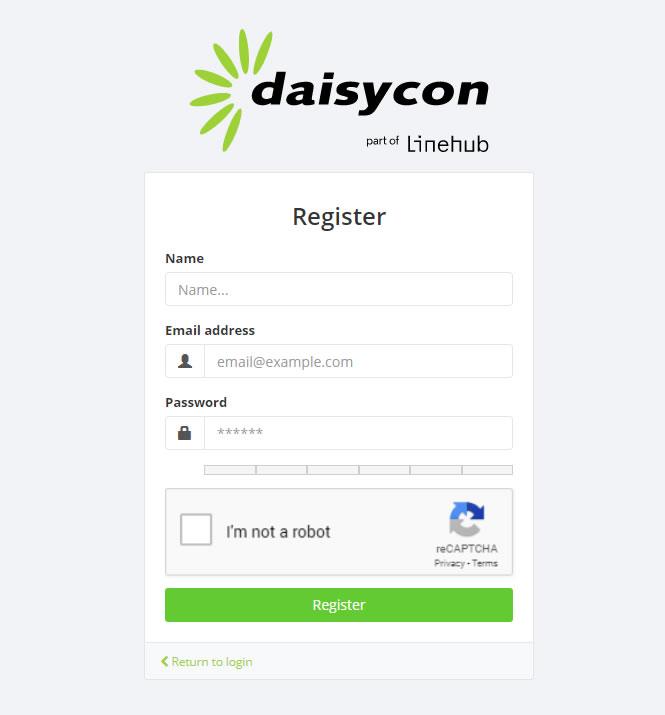 Daysicon - iscrizione